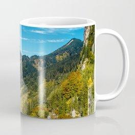 Hohenschwangau Mountains Coffee Mug