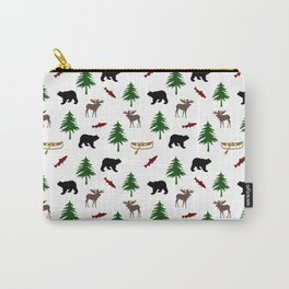 Moose Bear Carry-All Pouch