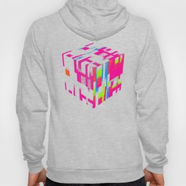 Fractured Cube Hoody