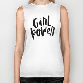 Girl Power 2 Biker Tank