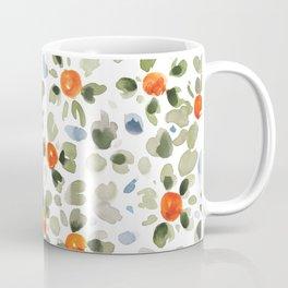 Orange Grove Watercolor Coffee Mug