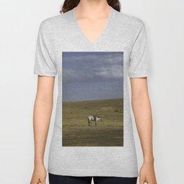 A Nomads Horse Unisex V-Neck