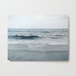 Rockaway Beach, NYC Metal Print