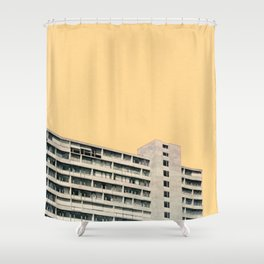 Hot in the City Shower Curtain