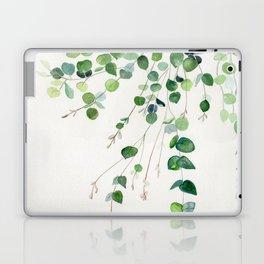 Eucalyptus Watercolor Laptop & iPad Skin