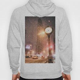 New York City Snow Hoody