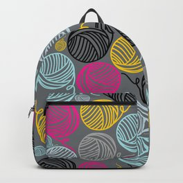Yarn Yarn Yarn Yarn Yarn Backpack