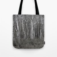 unicorns Tote Bags featuring Unicorns by iKRGeu