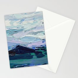 Blue Ridge Peak Stationery Cards