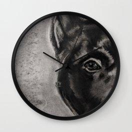 Morticia Side B Wall Clock