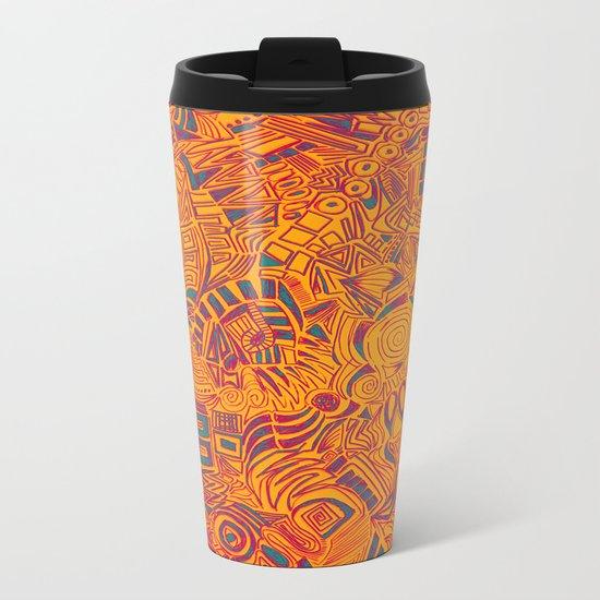Flavor Metal Travel Mug