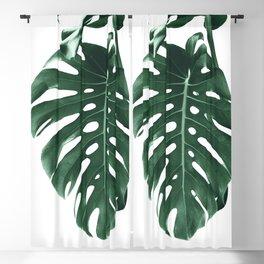 Monstera Delight #4 #tropical #decor #art #society6 Blackout Curtain