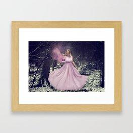 Magic latern Framed Art Print