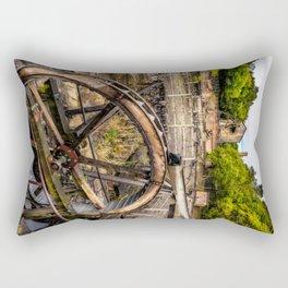 Minera Lead Mines Rectangular Pillow