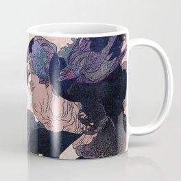 1899 Art nouveau auction journal ad Coffee Mug