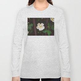 Manhattan Bloom Long Sleeve T-shirt