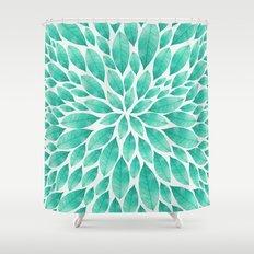Petal Burst #12 Shower Curtain