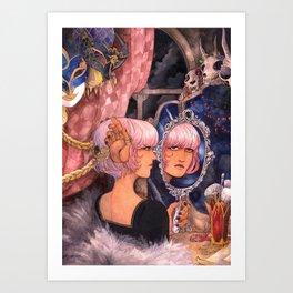 VALENCIA BONNY Art Print
