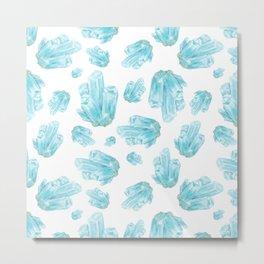 Aquamarine No. 2 Metal Print