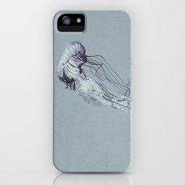 Jellyfish 2 iPhone Case