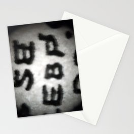 Jeroglificos Stationery Cards