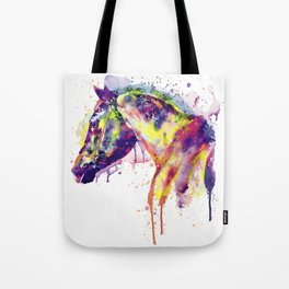 Majestic Horse Tote Bag