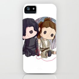 intertwined destinies iPhone Case