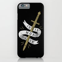 It Is Not Over Slim Case iPhone 6s