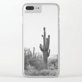DESERT X / Scottsdale, Arizona Clear iPhone Case
