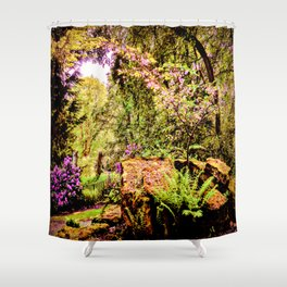 Essence of Nature Shower Curtain