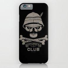 Explorer's Club iPhone 6s Slim Case