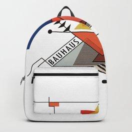 Bauhaus Art Deco Architecture Backpack