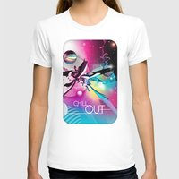 chill T-shirts featuring Chill Out by Andre Villanueva