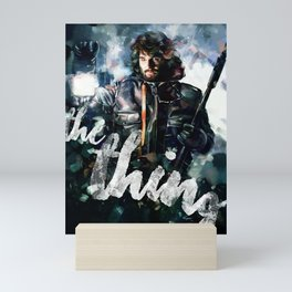 The Thing Mini Art Print