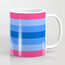 Trans Man Flag Coffee Mug