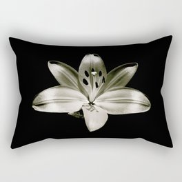 Lily Limelight Rectangular Pillow