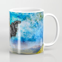 Hugo the giant Bear Coffee Mug