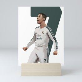 Ronaldo 7 - Football Mini Art Print