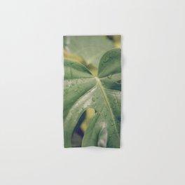 Philomena Philodendron Hand & Bath Towel