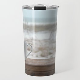 Cuppa at the Beach Travel Mug