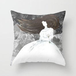 Away in the Night Throw Pillow