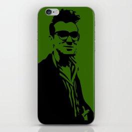 Morrisey iPhone Skin