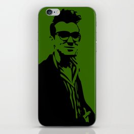 Morrisey iPhone Skin