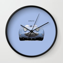 The Sprite Wall Clock