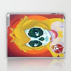 Day of the Digital Dead Princess Peach Laptop & iPad Skin