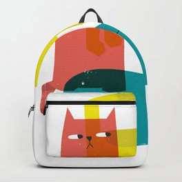 Cat Collage Backpack
