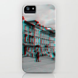 Old town in Lublin iPhone Case