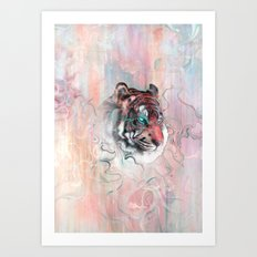 Illusive By Nature Art Print