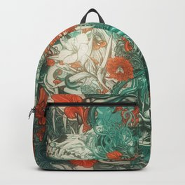 Sixth Mix Blue Backpack