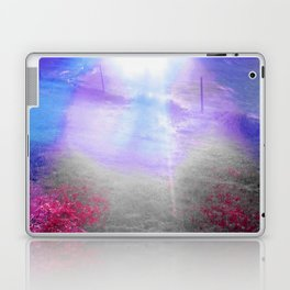 Sunrise Pyramid 1 in Winter Laptop & iPad Skin
